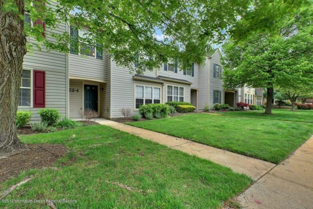 22 Remington Drive #4, Freehold, NJ 07728 (MLS #21918213) :: The MEEHAN Group of RE/MAX New Beginnings Realty