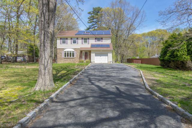 67 Maxim Road, Howell, NJ 07731 (MLS #21918340) :: The Dekanski Home Selling Team