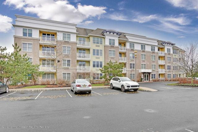 55 Melrose Terrace #412, Long Branch, NJ 07740 (MLS #21918666) :: The MEEHAN Group of RE/MAX New Beginnings Realty