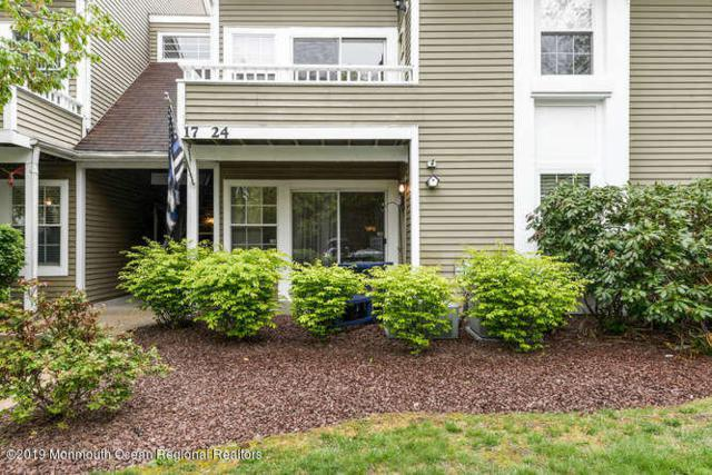 17 Crop Court #17, Tinton Falls, NJ 07753 (MLS #21918745) :: The MEEHAN Group of RE/MAX New Beginnings Realty