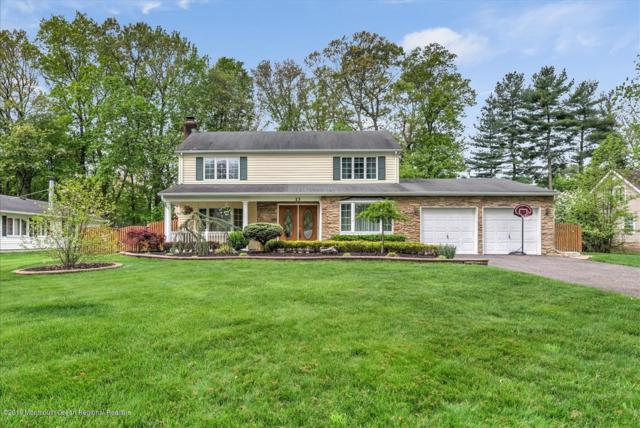 13 Woodford Lane, Manalapan, NJ 07726 (MLS #21919180) :: The MEEHAN Group of RE/MAX New Beginnings Realty
