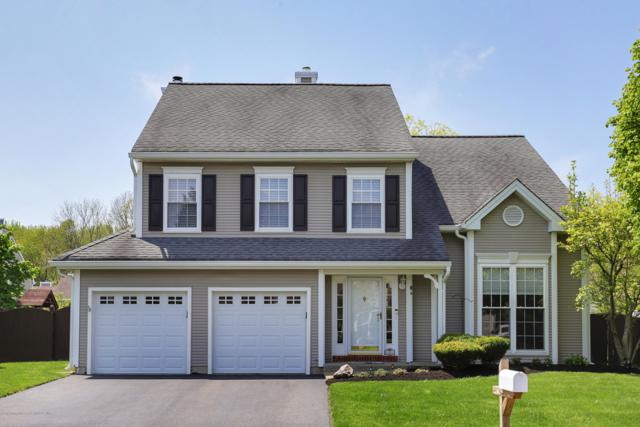 14 Polo Club Drive, Tinton Falls, NJ 07724 (MLS #21919501) :: The MEEHAN Group of RE/MAX New Beginnings Realty