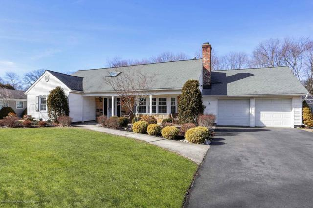 7 Livingston Lane, Manalapan, NJ 07726 (MLS #21919900) :: The MEEHAN Group of RE/MAX New Beginnings Realty