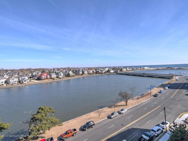 510 Deal Lake Drive 7H, Asbury Park, NJ 07712 (MLS #21920001) :: The MEEHAN Group of RE/MAX New Beginnings Realty
