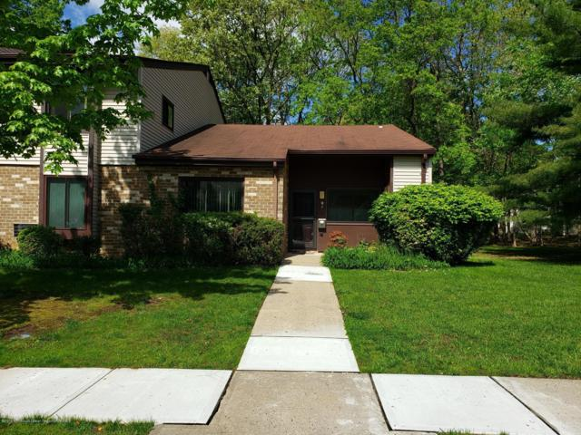 155 Cross Slope Court F, Manalapan, NJ 07726 (MLS #21920093) :: The MEEHAN Group of RE/MAX New Beginnings Realty