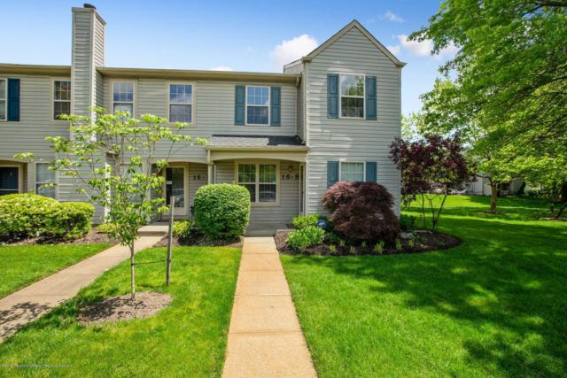 16 Stuart Drive #8, Freehold, NJ 07728 (MLS #21920386) :: The MEEHAN Group of RE/MAX New Beginnings Realty