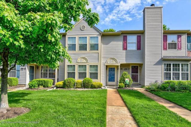 29 Copley Court #7, Freehold, NJ 07728 (MLS #21920543) :: The MEEHAN Group of RE/MAX New Beginnings Realty