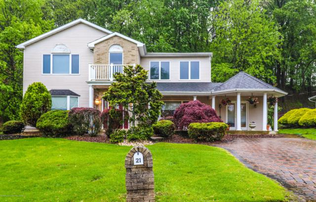 21 Irongate Lane, Aberdeen, NJ 07747 (#21920998) :: The Force Group, Keller Williams Realty East Monmouth