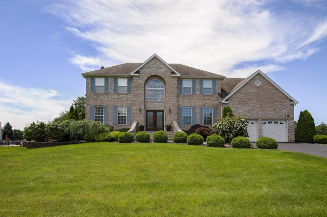 881 Oakley Drive, Freehold, NJ 07728 (MLS #21921285) :: Team Gio | RE/MAX