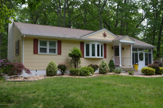 226 Delaware Trail, Jackson, NJ 08527 (MLS #21921345) :: Vendrell Home Selling Team