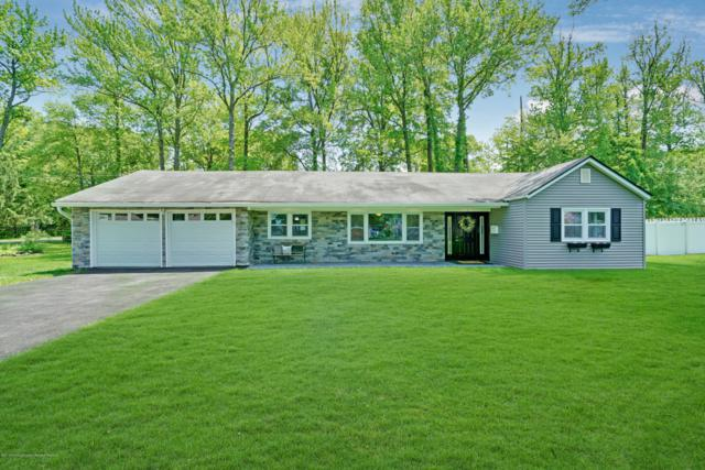 6 Tanglewood Road, Middletown, NJ 07748 (#21921450) :: The Force Group, Keller Williams Realty East Monmouth
