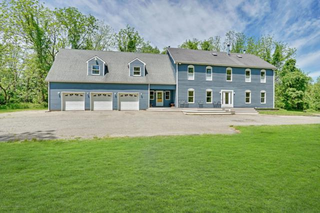 1801 Tiltons Corner Road, Wall, NJ 07719 (#21921502) :: The Force Group, Keller Williams Realty East Monmouth