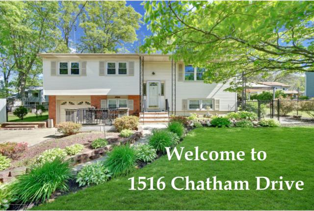 1516 Chatham Drive, Toms River, NJ 08753 (MLS #21921710) :: The MEEHAN Group of RE/MAX New Beginnings Realty