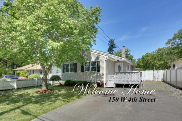 150 W 4th Street, Howell, NJ 07731 (MLS #21921748) :: The Dekanski Home Selling Team
