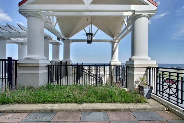 1501 Ocean Avenue #1201, Asbury Park, NJ 07712 (MLS #21922202) :: The MEEHAN Group of RE/MAX New Beginnings Realty