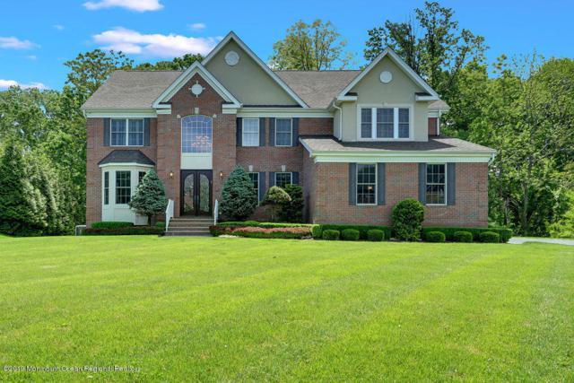 2 Saratoga Court, Morganville, NJ 07751 (MLS #21922299) :: The Dekanski Home Selling Team
