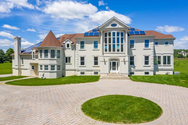 5 Shallow Brook Road Dr, Morganville, NJ 07751 (MLS #21922393) :: The Dekanski Home Selling Team