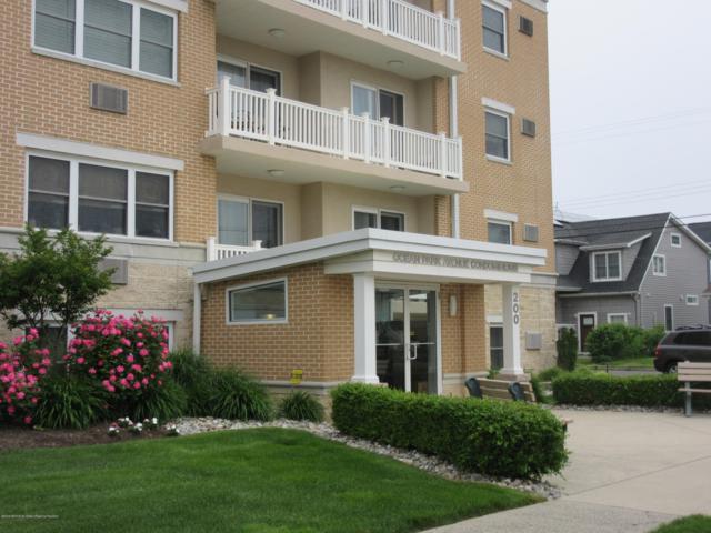 200 Ocean Park Avenue 3J, Bradley Beach, NJ 07720 (MLS #21922652) :: The MEEHAN Group of RE/MAX New Beginnings Realty