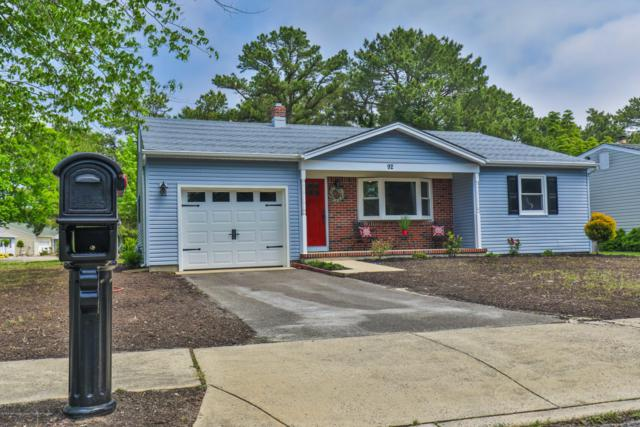 92 Whitmore Drive, Toms River, NJ 08757 (MLS #21922660) :: The MEEHAN Group of RE/MAX New Beginnings Realty
