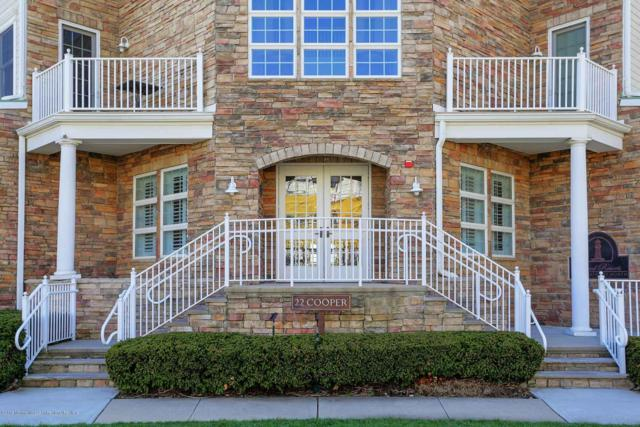 22 Cooper Avenue #305, Long Branch, NJ 07740 (MLS #21922763) :: The MEEHAN Group of RE/MAX New Beginnings Realty