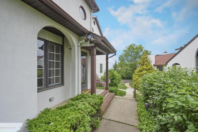 28 Tower Hill Drive, Red Bank, NJ 07701 (MLS #21922956) :: The Dekanski Home Selling Team
