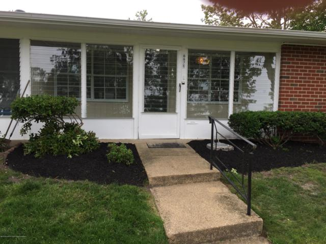887E Inverness Court #1005, Lakewood, NJ 08701 (MLS #21923583) :: The MEEHAN Group of RE/MAX New Beginnings Realty