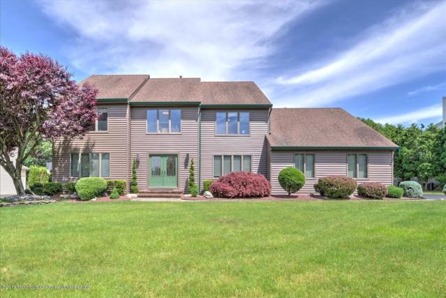 82 Knob Hill Road, Marlboro, NJ 07746 (MLS #21924314) :: The Dekanski Home Selling Team