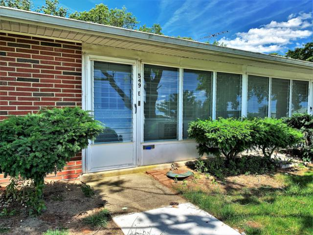 549E Sheffield Court #1005, Lakewood, NJ 08701 (#21924468) :: Daunno Realty Services, LLC