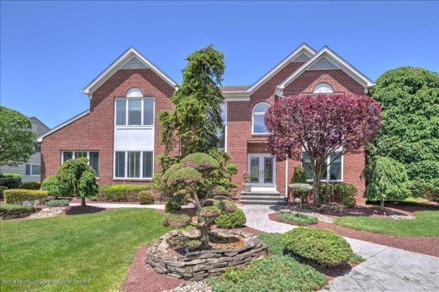 51 Stony Hill Drive, Morganville, NJ 07751 (MLS #21924546) :: The Dekanski Home Selling Team