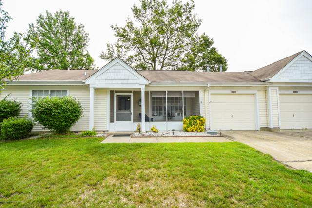 1009A Buckingham Drive, Manchester, NJ 08759 (MLS #21924564) :: The MEEHAN Group of RE/MAX New Beginnings Realty
