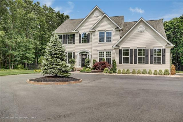 38 Michele Boulevard, Howell, NJ 07731 (#21924620) :: The Force Group, Keller Williams Realty East Monmouth