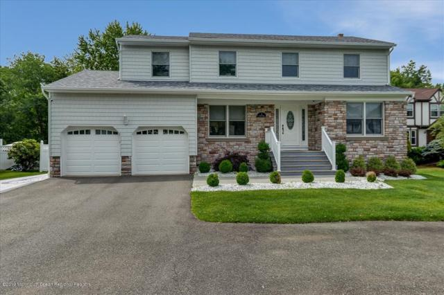 5 Catlett Court, Manalapan, NJ 07726 (MLS #21924872) :: The MEEHAN Group of RE/MAX New Beginnings Realty