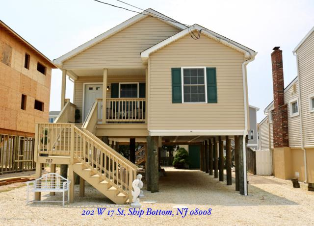 202 W 17th Street, Ship Bottom, NJ 08008 (MLS #21924897) :: The MEEHAN Group of RE/MAX New Beginnings Realty
