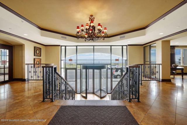 1501 Ocean Avenue #1303, Asbury Park, NJ 07712 (MLS #21924999) :: The Sikora Group