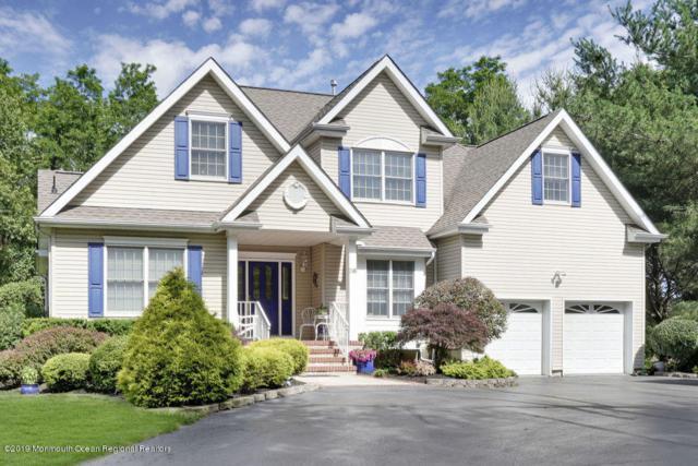 36 Bethany Road, Hazlet, NJ 07730 (#21925040) :: Daunno Realty Services, LLC