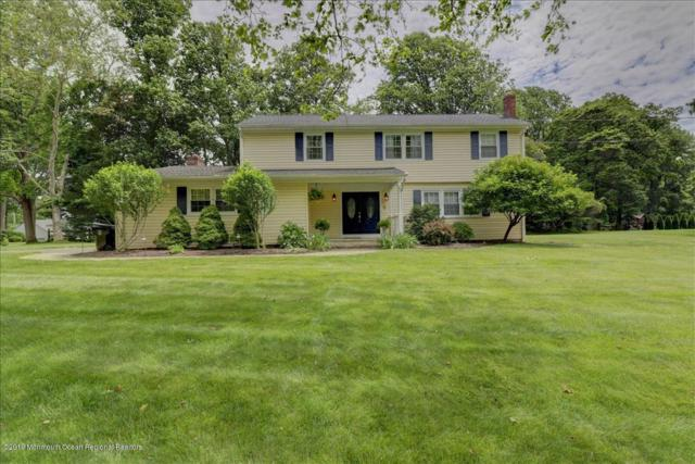 98 Wallace Road, Middletown, NJ 07748 (MLS #21925137) :: Team Gio | RE/MAX