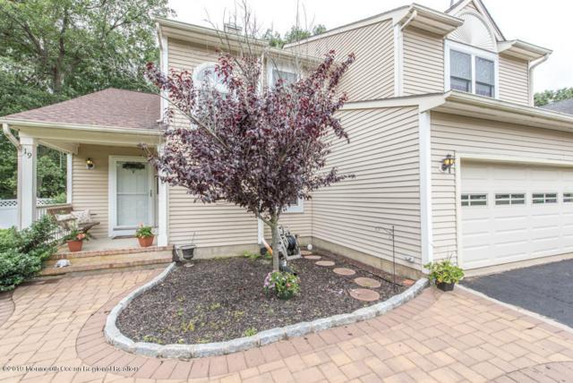 19 Dogwood Drive, Howell, NJ 07731 (#21925253) :: Daunno Realty Services, LLC