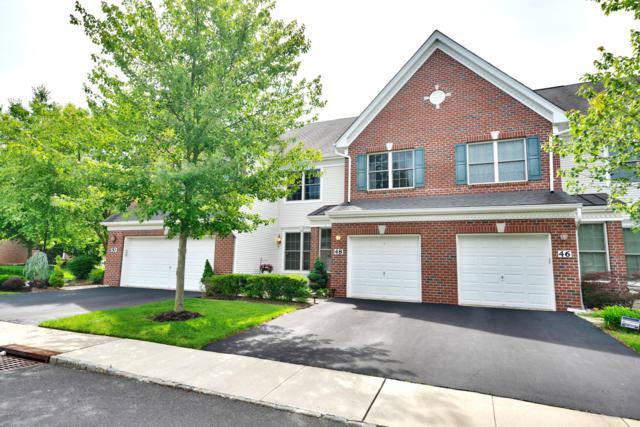 48 Inwood Drive, Manalapan, NJ 07726 (#21925260) :: Daunno Realty Services, LLC
