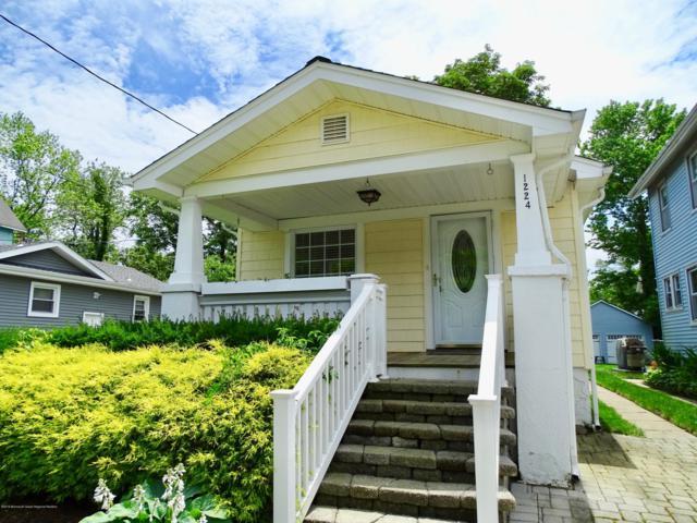 1224 8th Avenue, Neptune Township, NJ 07753 (MLS #21925390) :: The Dekanski Home Selling Team