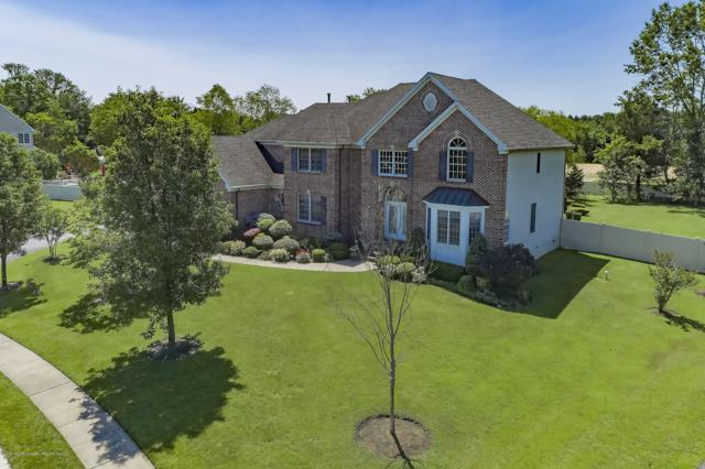 1283 Carmen Court, Toms River, NJ 08755 (MLS #21925581) :: The Dekanski Home Selling Team