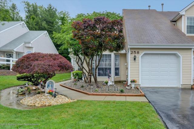 258 Daffodil Drive, Freehold, NJ 07728 (MLS #21925995) :: The MEEHAN Group of RE/MAX New Beginnings Realty