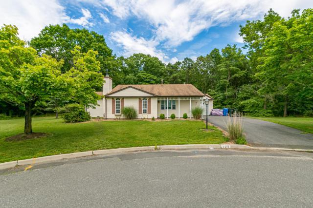 128 Garrison Drive, Tinton Falls, NJ 07753 (#21926472) :: Daunno Realty Services, LLC