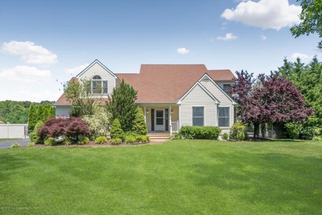 6 Alexis Drive, Farmingdale, NJ 07727 (MLS #21926738) :: The Dekanski Home Selling Team