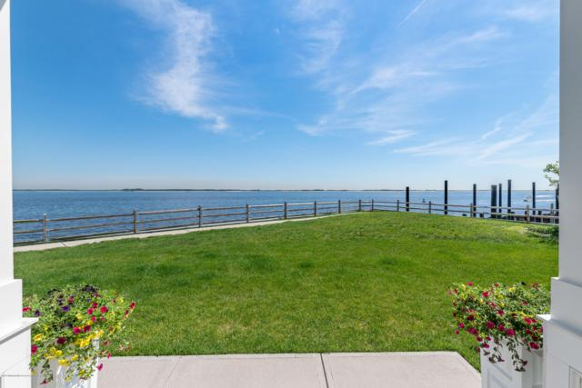 1 Lighthouse Pt Road #801, Highlands, NJ 07732 (MLS #21927034) :: The MEEHAN Group of RE/MAX New Beginnings Realty