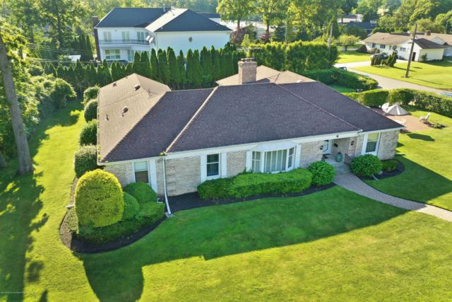 18 Lady Bess Drive, Deal, NJ 07723 (MLS #21927037) :: The Sikora Group