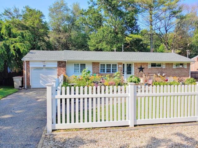 77 Butler Boulevard, Bayville, NJ 08721 (MLS #21928267) :: The MEEHAN Group of RE/MAX New Beginnings Realty