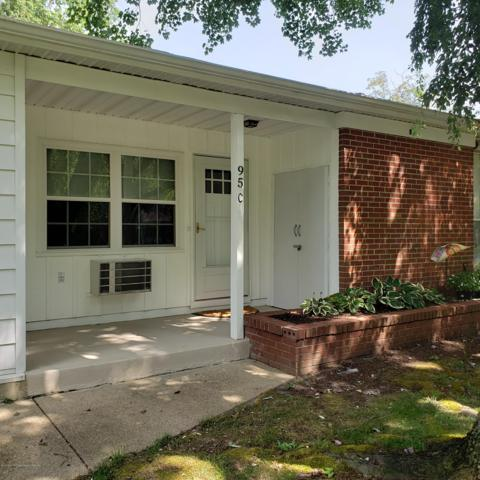 95C Edinburgh Lane #1003, Lakewood, NJ 08701 (MLS #21928279) :: The Dekanski Home Selling Team