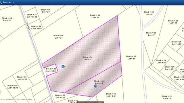 0 Forge Road, West Creek, NJ 08092 (MLS #21928573) :: The Dekanski Home Selling Team