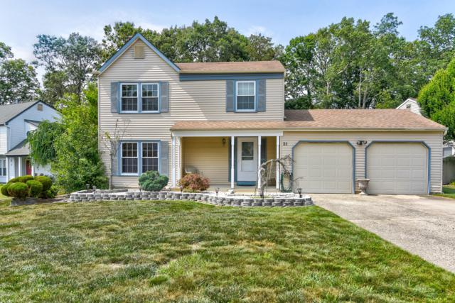 21 Bunker Hill Drive, Howell, NJ 07731 (MLS #21928685) :: The MEEHAN Group of RE/MAX New Beginnings Realty
