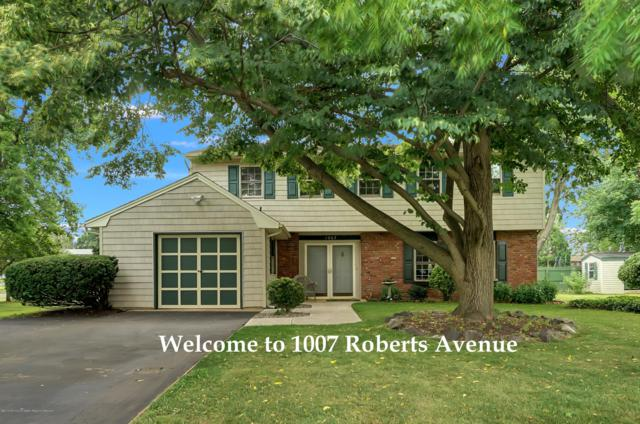 1007 Roberts Avenue, Toms River, NJ 08753 (#21928772) :: The Force Group, Keller Williams Realty East Monmouth